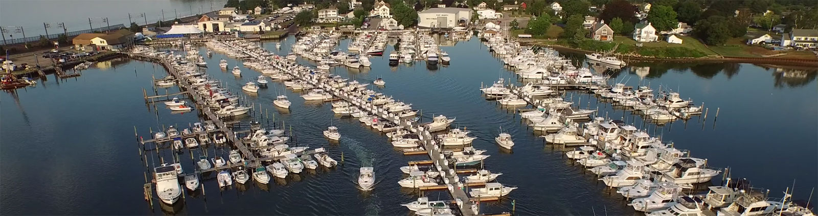 Boats Incorporated Marina Aerial