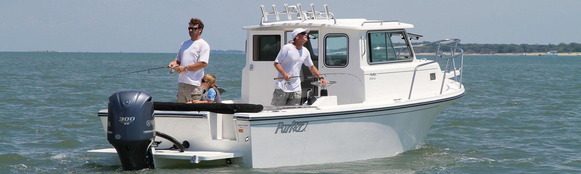 Boats Inc Parker Boats 252