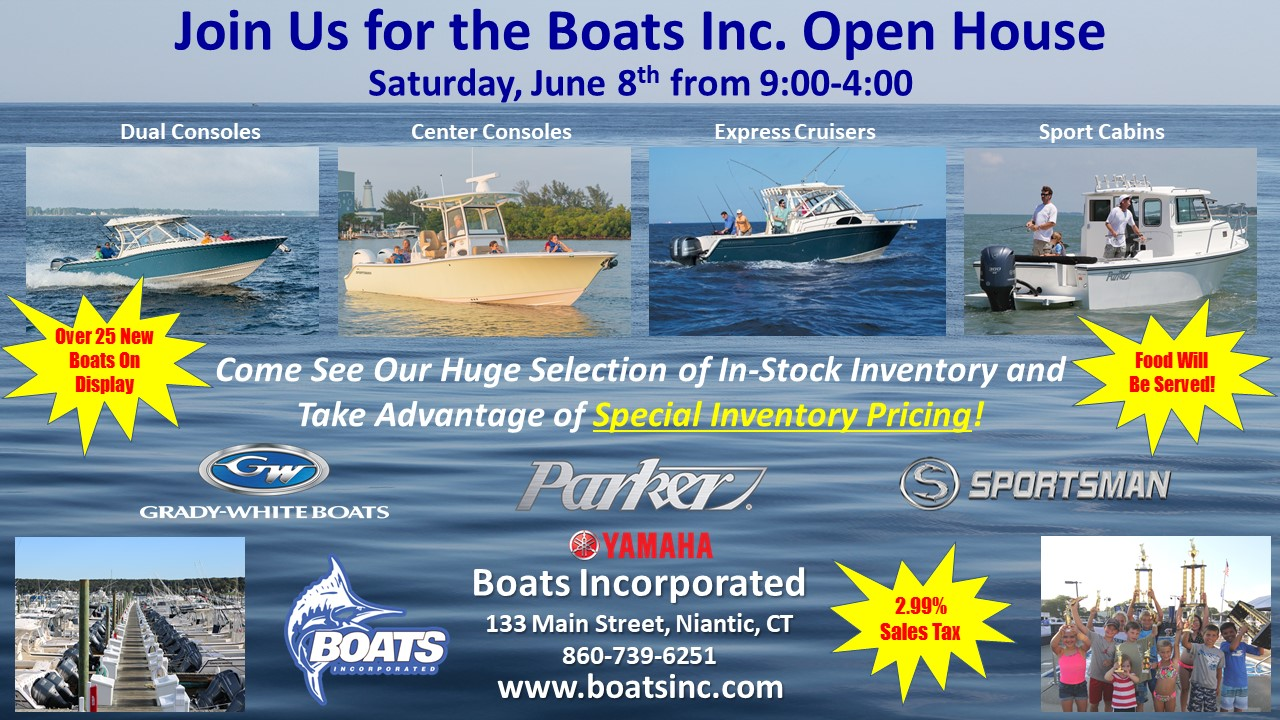 Parker Boats News - Boats Incorporated